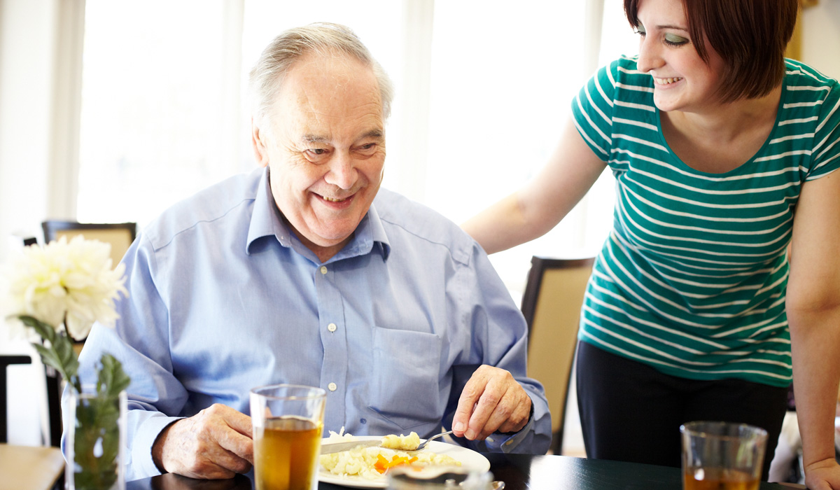 Respite care for the elderly