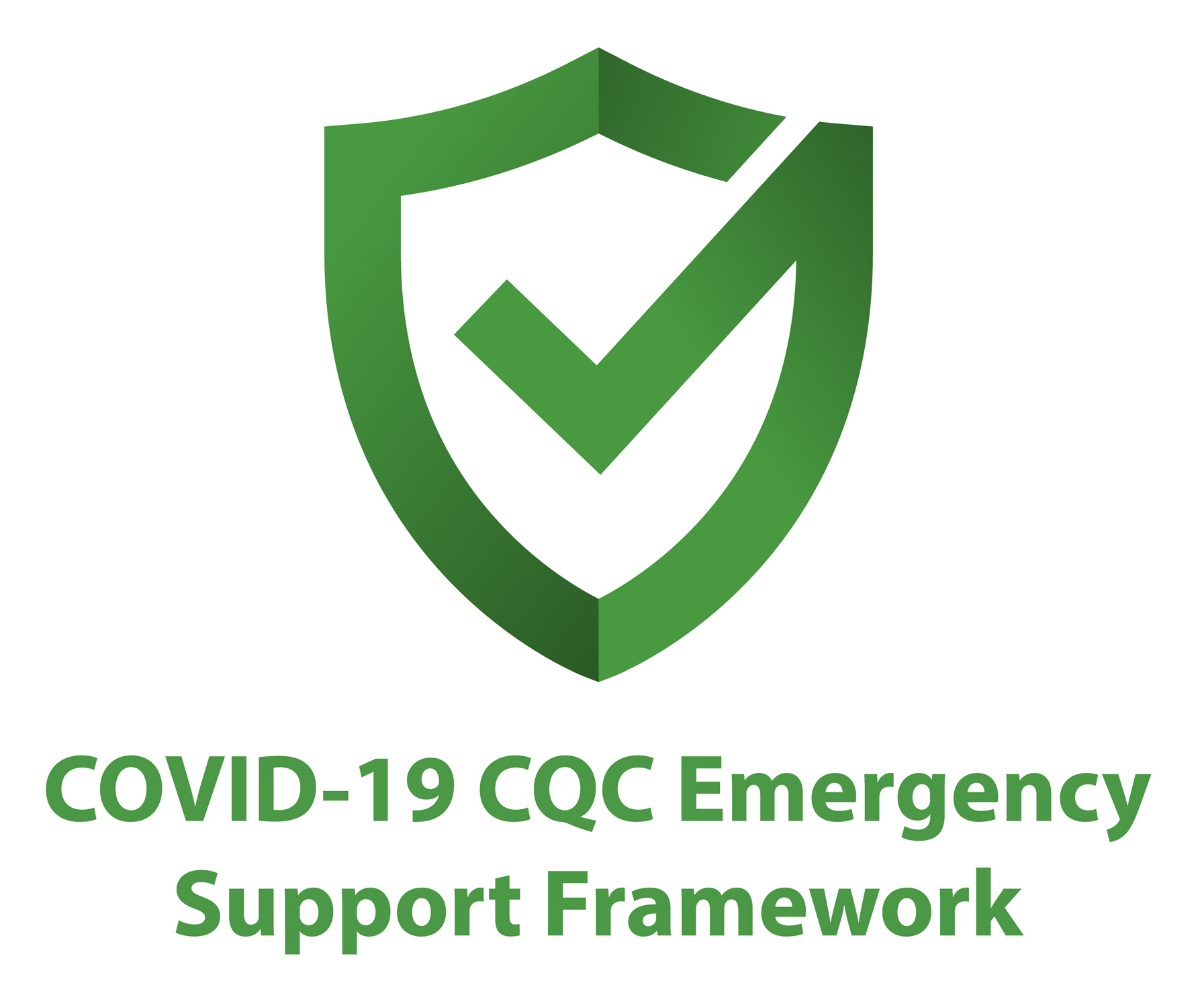 Emergancy support framework logo COVID